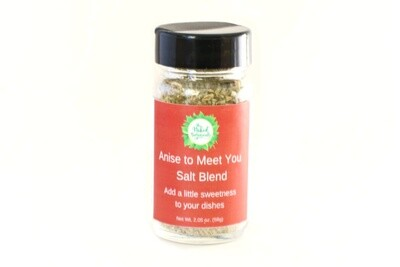 Anise to Meet You Salt Blend