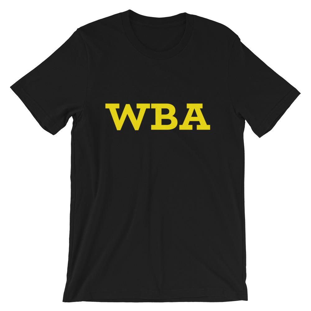 Classic WBA SS Tee