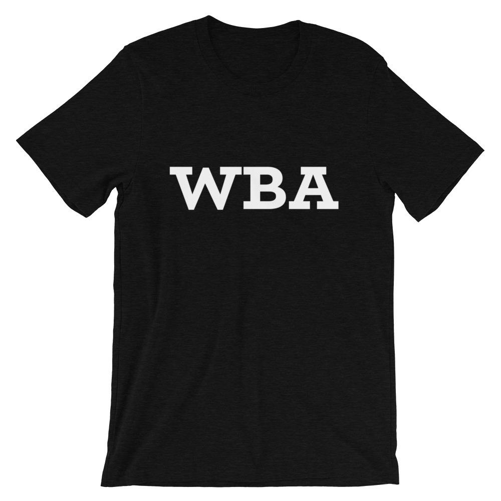 WBA Classic SS Tee