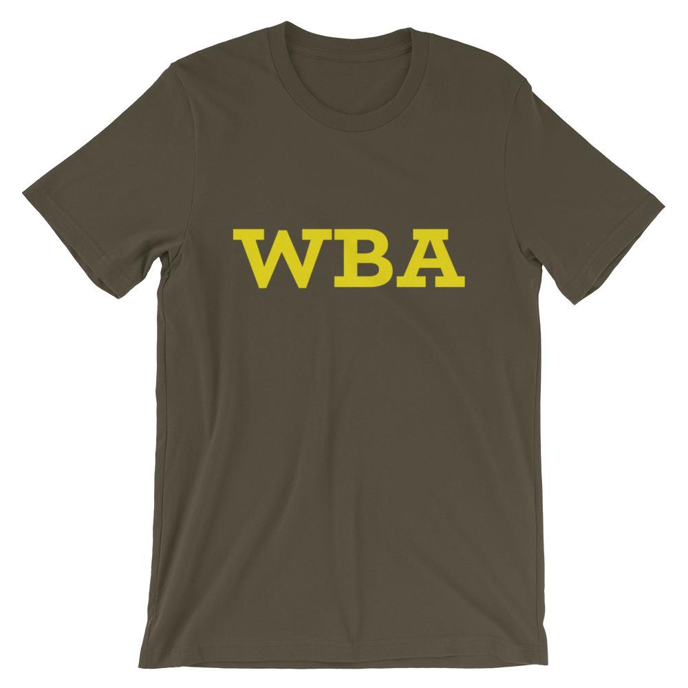 Classic WBA SS Tee 00117