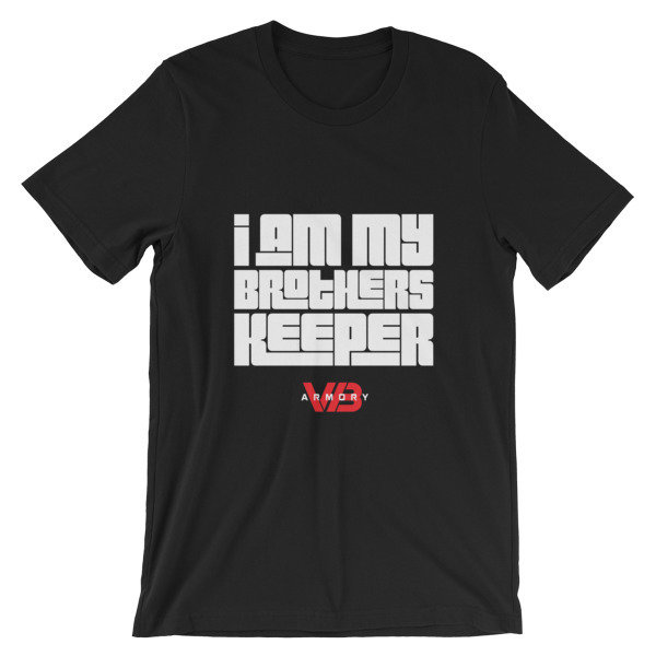 I Am My Brothers Keeper - Unisex Tee 00064