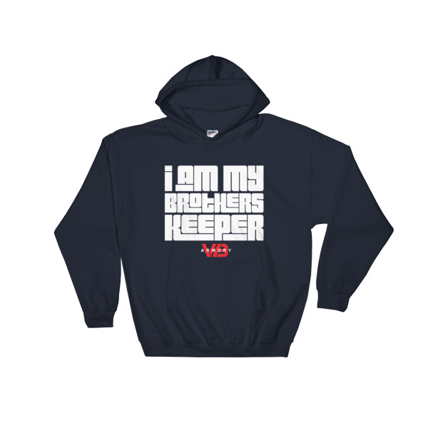 I Am My Brothers Keeper - Hoodie