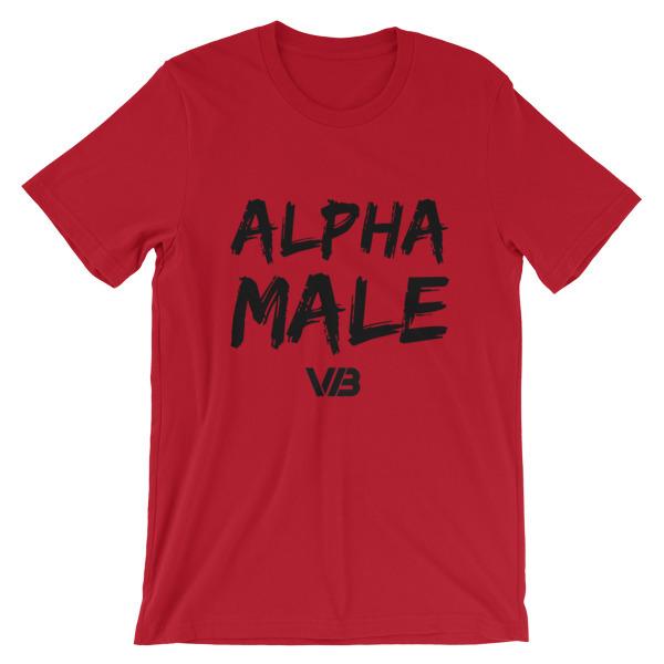 Alpha Male - SS Unisex Tee