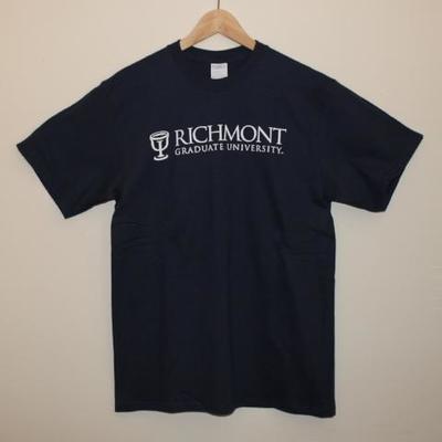 Navy Basic T-Shirt
