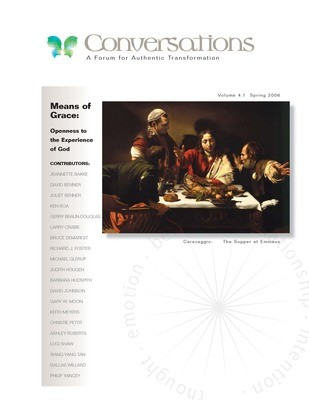 Conversations Journal 4.1 Means of Grace (Hardcopy)