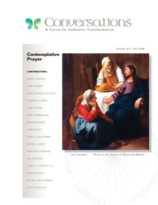 Conversations Journal 4.2 Contemplative Prayer (Hardcopy)