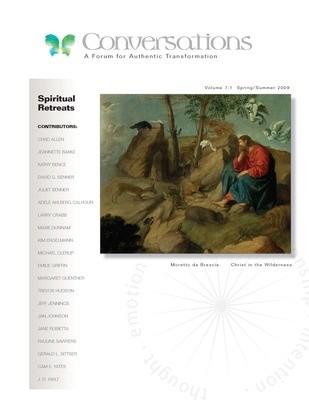 Conversations Journal 7.1 Spiritual Retreats (Digital Download - PDF)