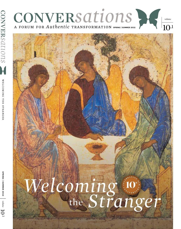Conversations Journal 10.1 Welcoming the Stranger (Digital Download - PDF)