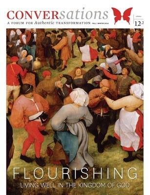 Conversations Journal 12.2 Flourishing (Digital Download - PDF)