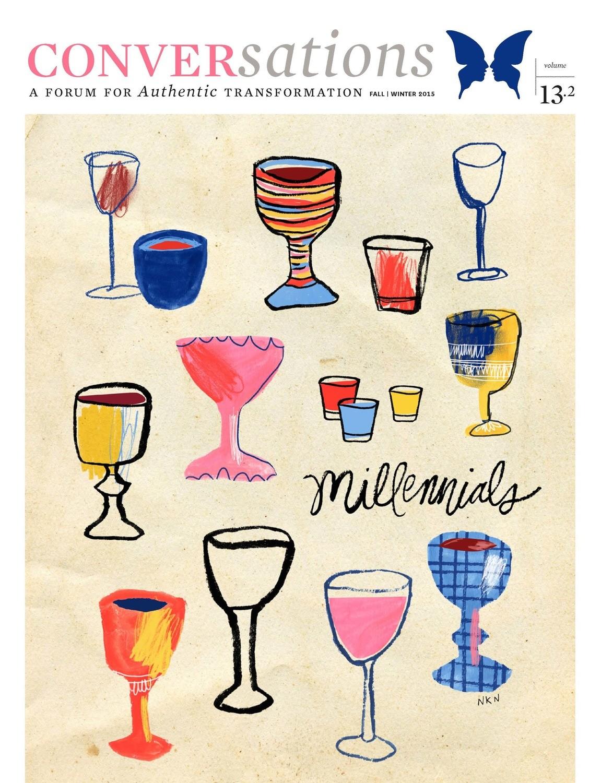Conversations Journal 13.2 Millennials (Digital Download - PDF)