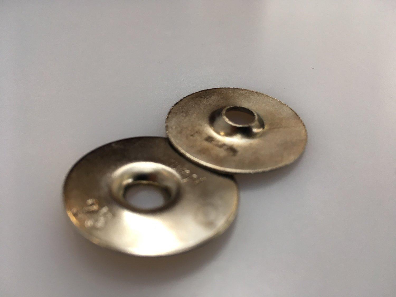 Kopplaat 25 mm