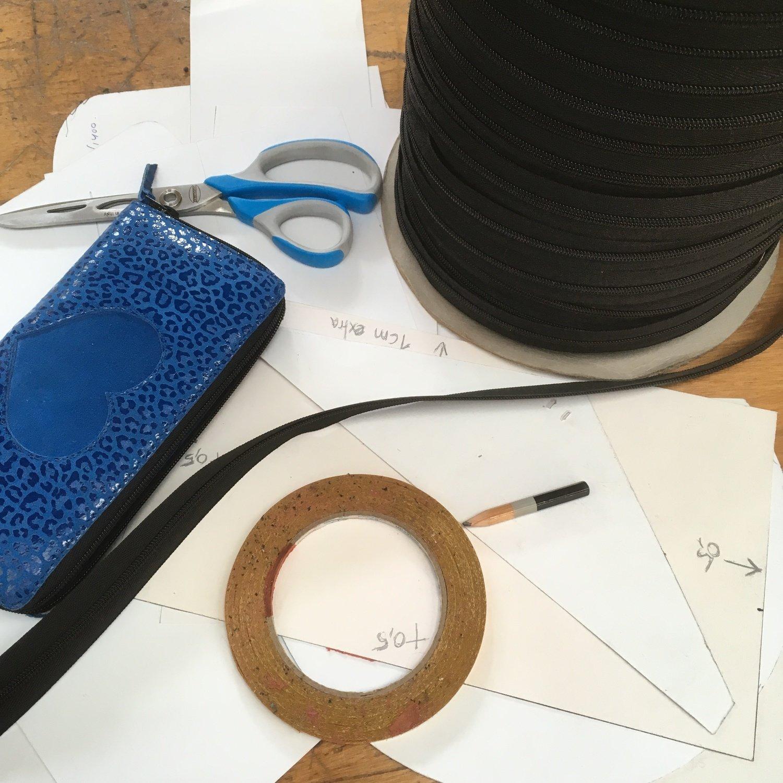 workshop portemonnee maken