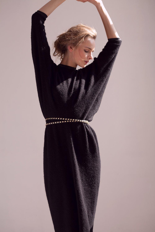 Платье кашемир, мохер UB Сollection