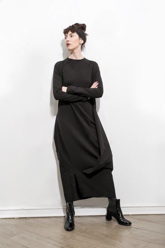 Платье петля