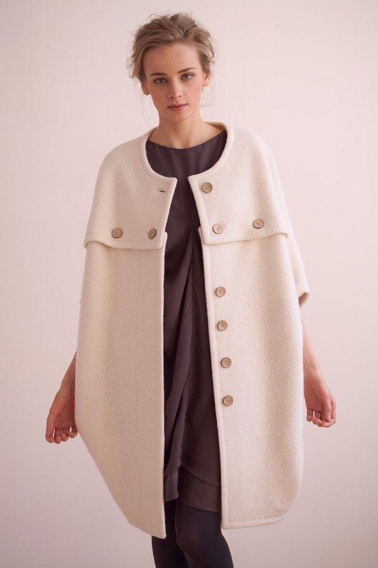 Пальто из шерсти UB Сollection