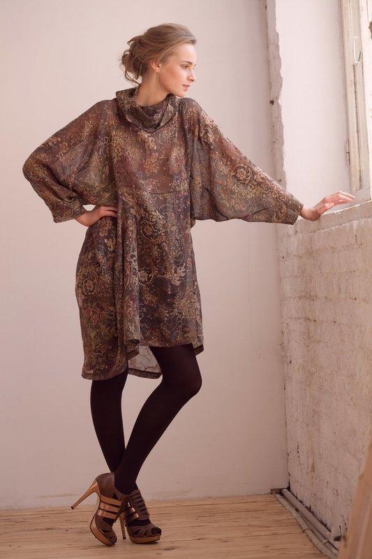 Шерстяное платье UB Сollection