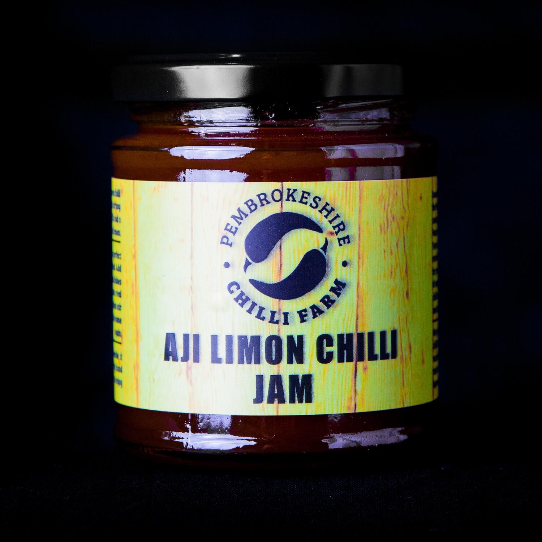 Arj Limon Chilli Jam
