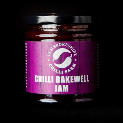 Chilli Bakewell Jam