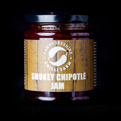 Smokey Chipotle Jam