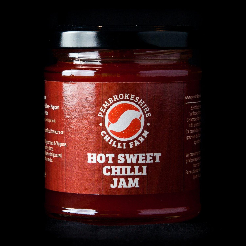 Hot Sweet Chilli Jam