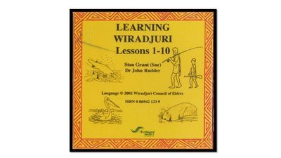 CD Learning Wiradjuri Lessons 1-10