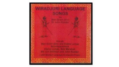 CD Wiradjuri songs