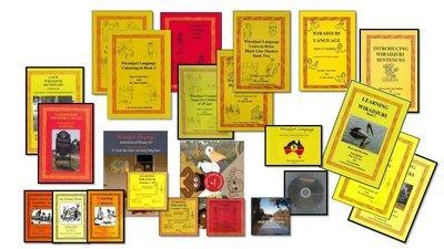 Complete Wiradjuri language kit A
