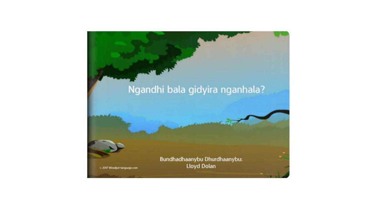 Story Book 3 Galinggidyira