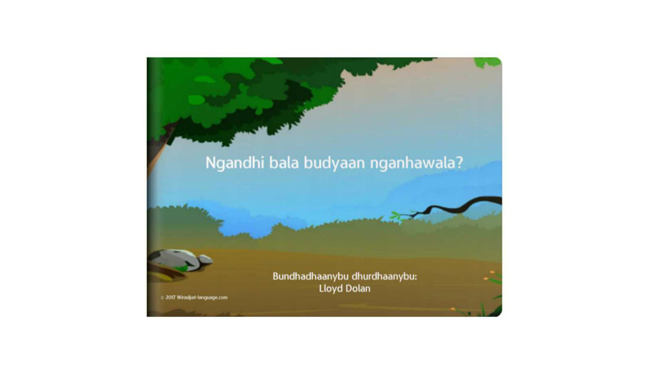Story Book 1 Budyaan