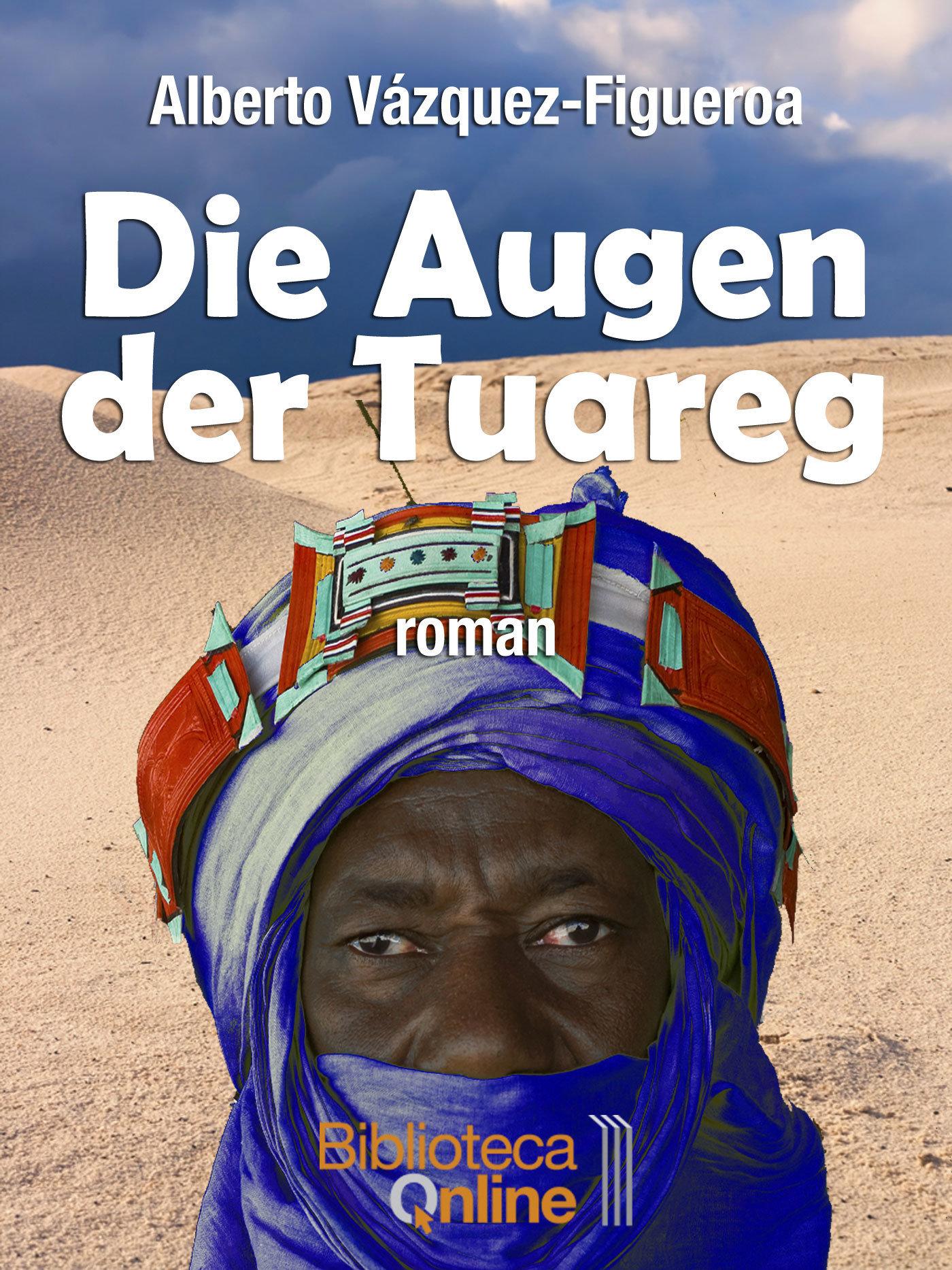 Die Augen der Tuareg - en alemán DADT-AVF