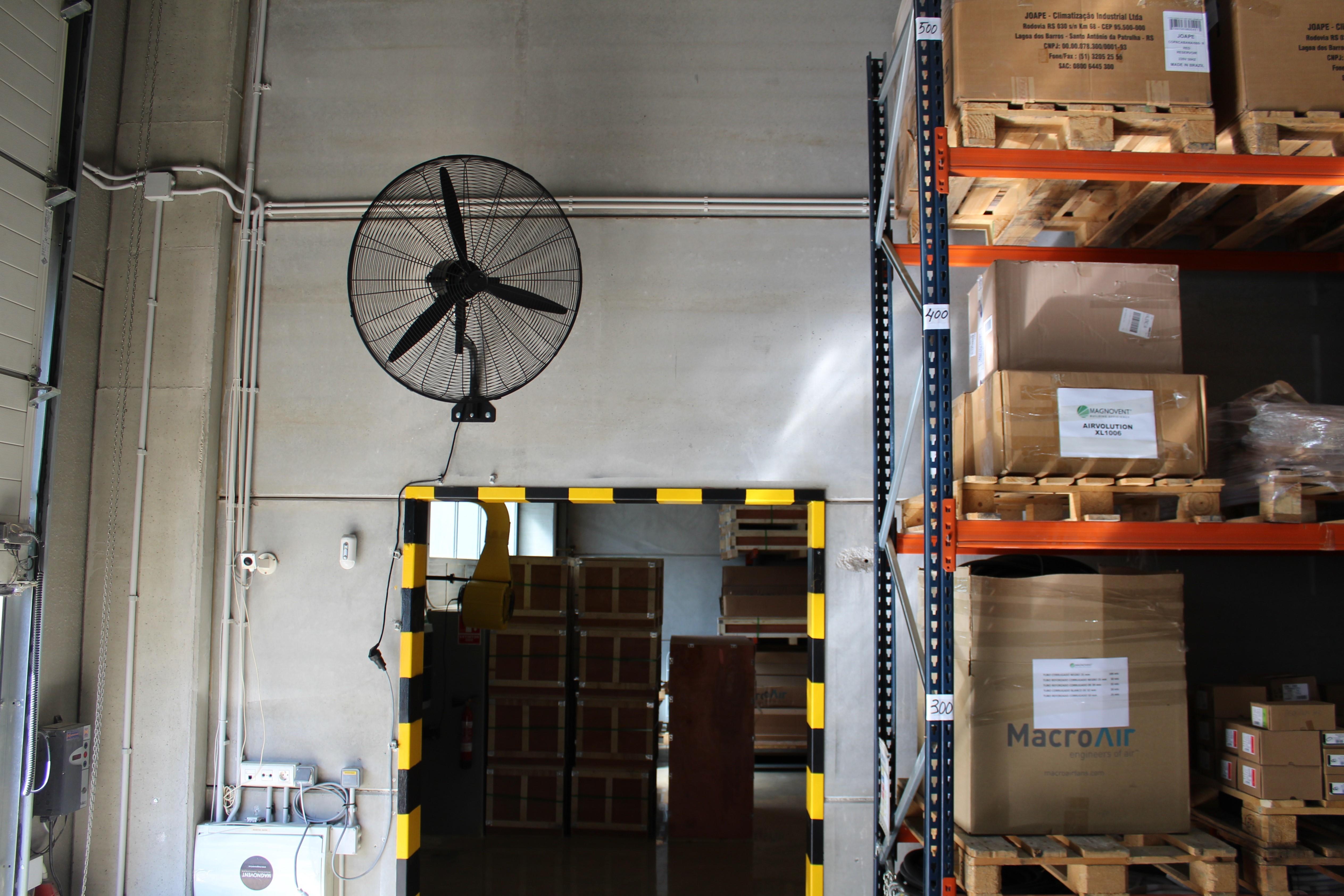 Ventilador de pared AIRHANG 00045