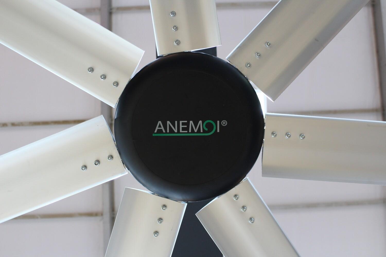 AirPro 250S (100W) - Ventilador industrial eficiente