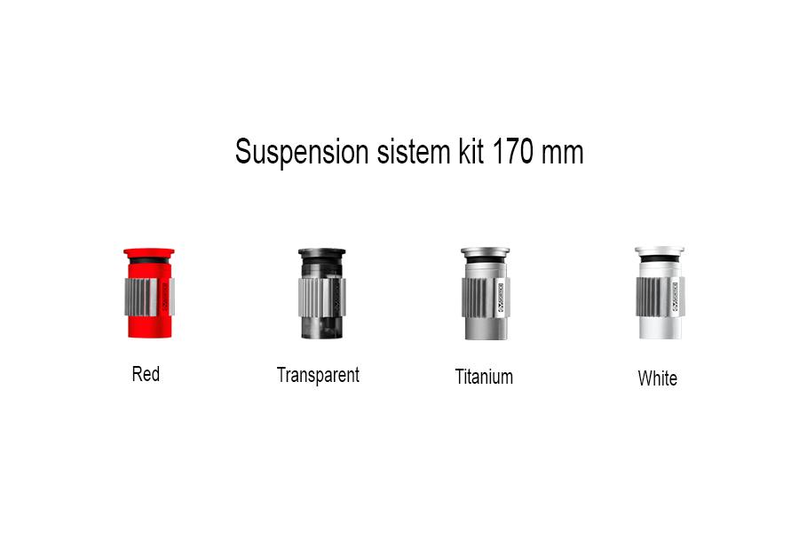 Nordik Air Design MOMO Design 180 cm (Dto. 30% incluido)