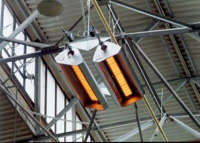 Calefactor industrial | Modelo KMI