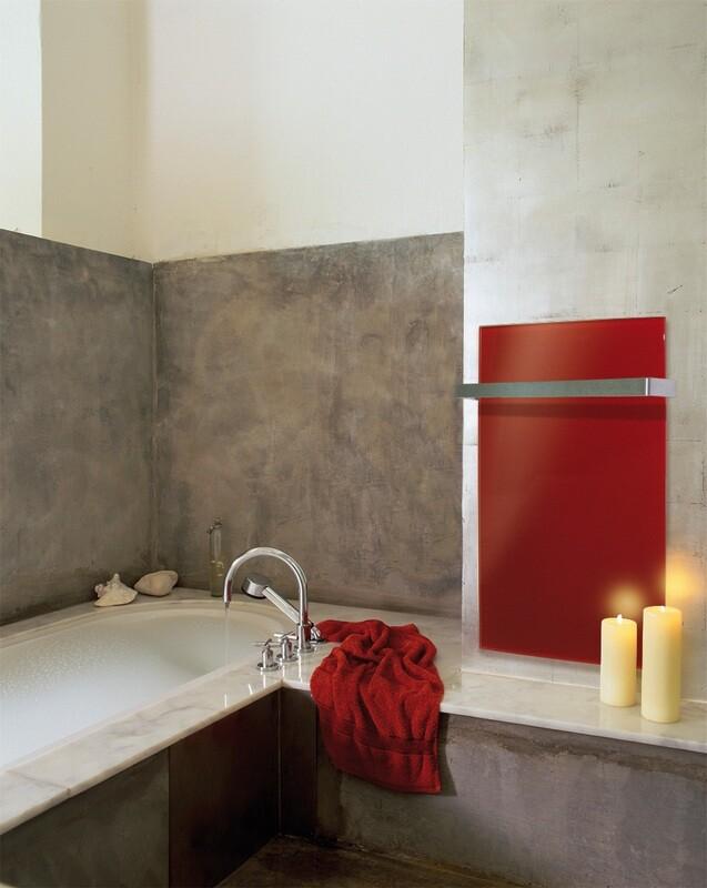 Panel calefactor radiante GR por infrarrojos.