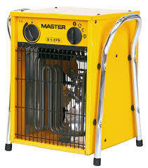 Electric hot air generator. Portable heater MASTER B.