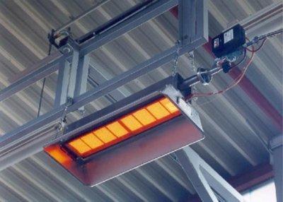 Calefacción a gas | Modelo M