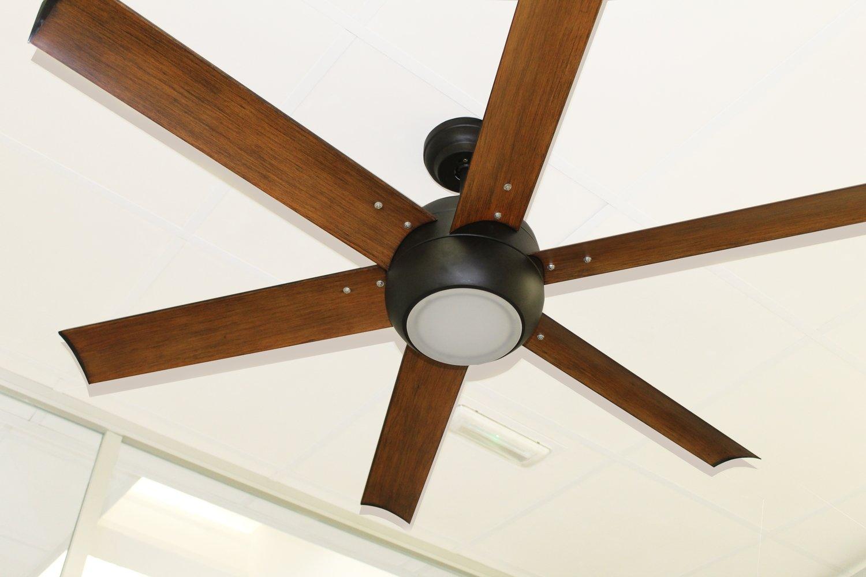 AIRLUX 250 MADERA - Ventilador de techo con Luz