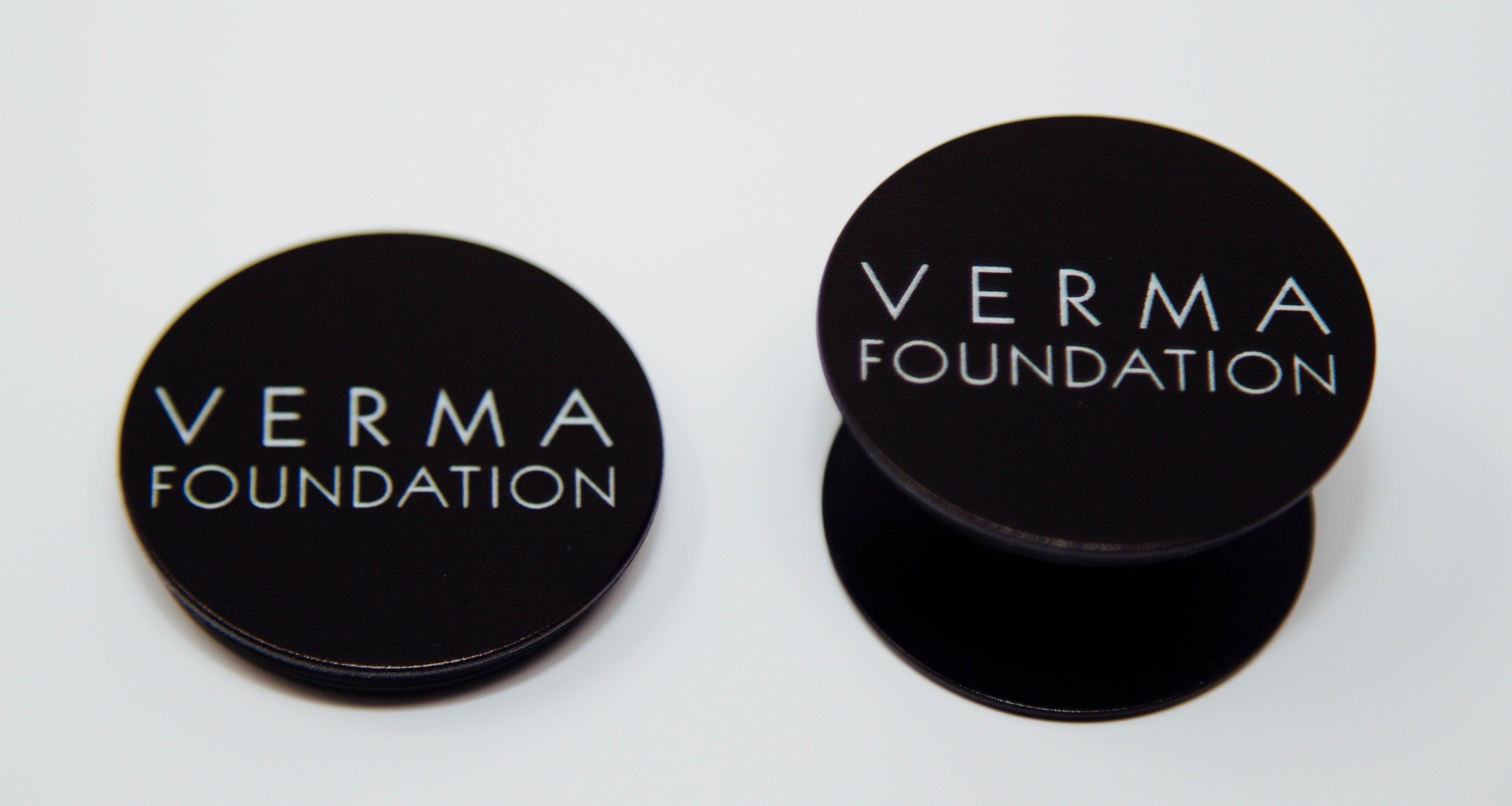 Black with White Logo
