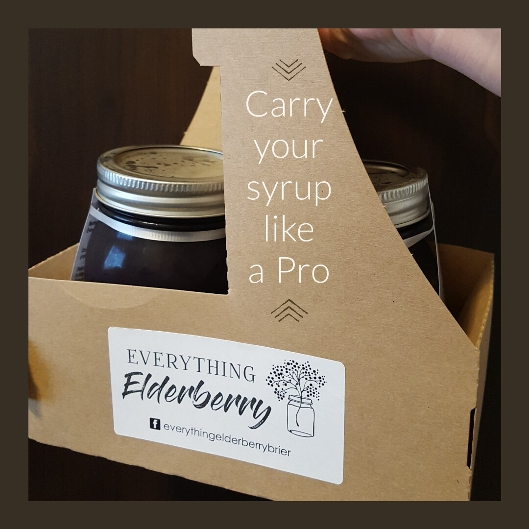 16oz Elderberry Syrup - BOGO 50% OFF