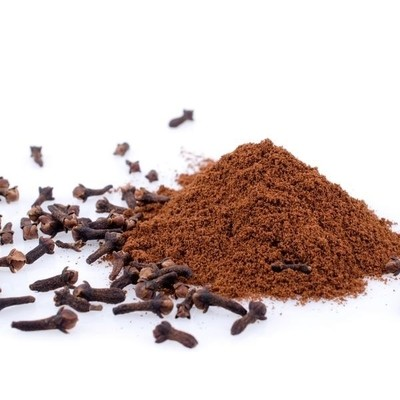 Organic Cloves, powder, 1lb