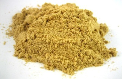 Organic ginger, powdered, 1lb