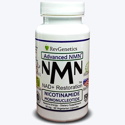 Advanced NMN: Nicotinamide Mononucleotide NMN-60