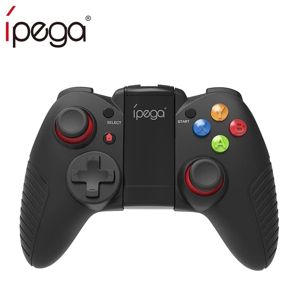 IPEGA PG-9067 wireless Bluetooth Gamepad Controller with Holder for Android Smartphone, Tablet, PC and TV box