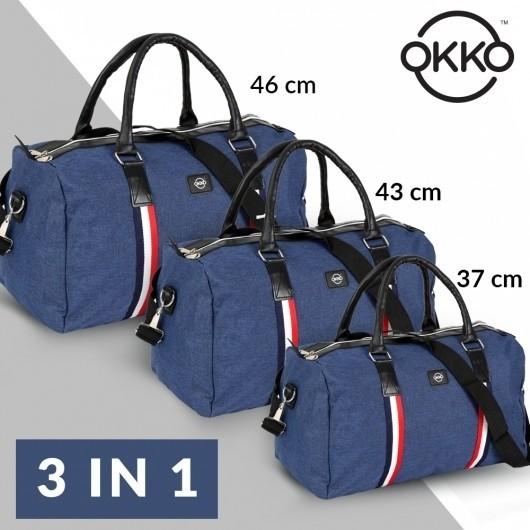 3 in 1 OKKO Casual Travel Bag GH-203
