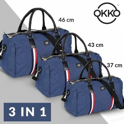 3 in 1 OKKO Casual Travel Bag GH-203