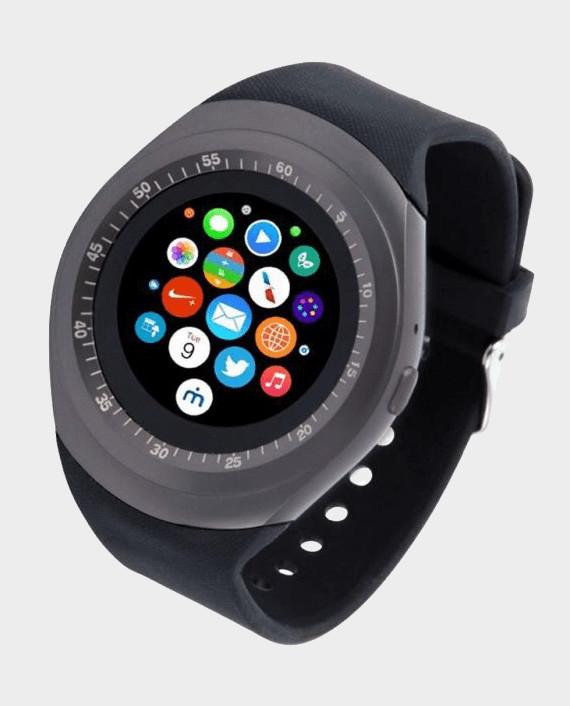 G-Tab Smart Watch - Black - W307