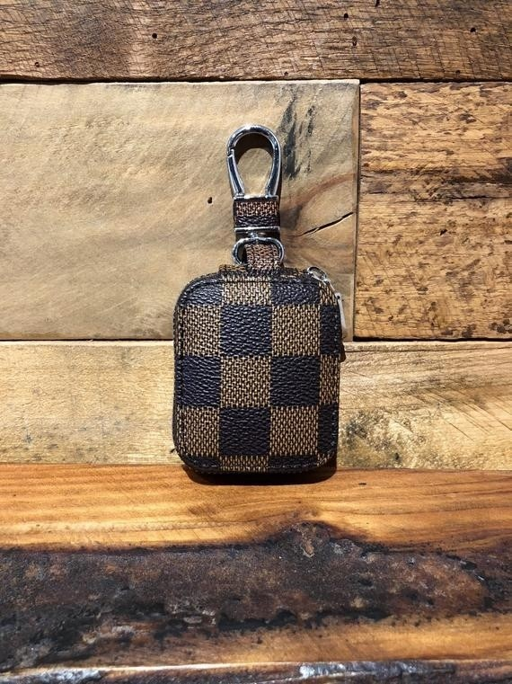 Checker LV Airpod Case