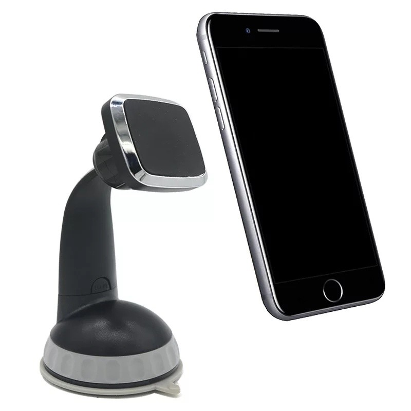 Magnetic Phone Holder in Car 360 Rotation Stand Universal Car Mobile Holder