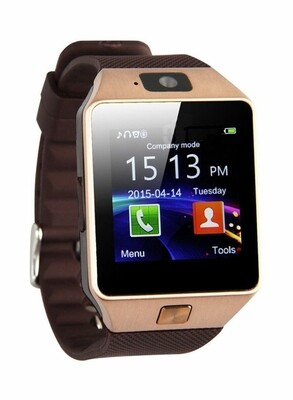 DS-15 Smart watch Brown